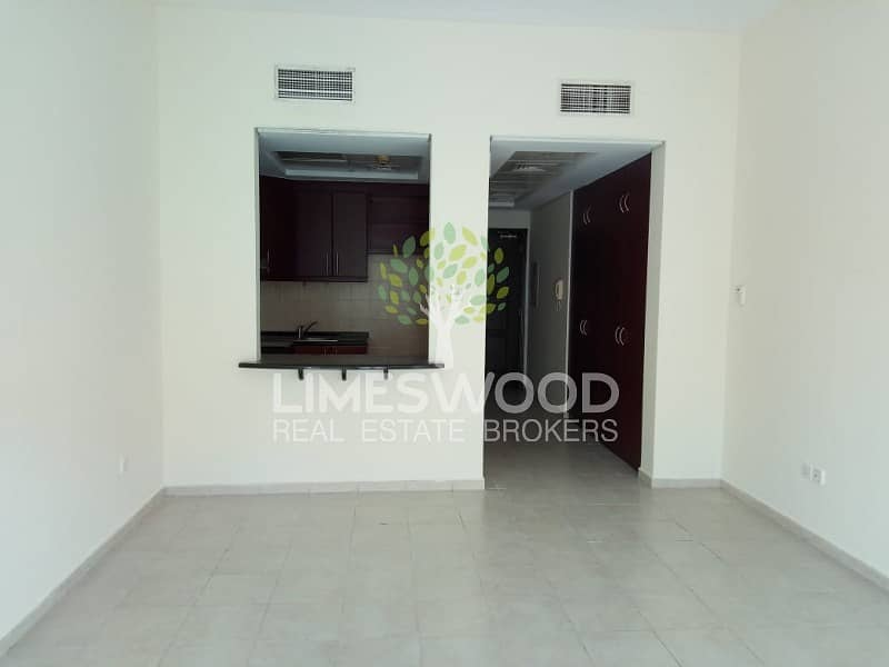 1 Huge Studio with Balcony | Mediterranean Cluster |