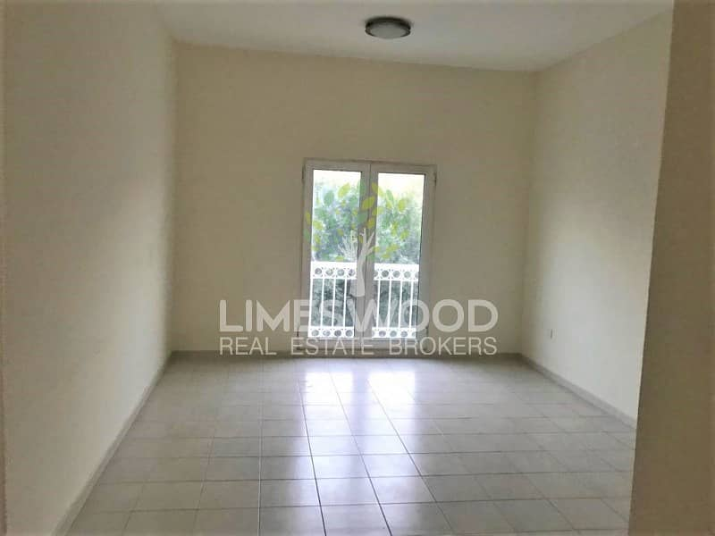 2 Huge Studio with Balcony | Mediterranean Cluster |