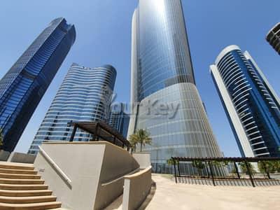 1 Bedroom Flat for Rent in Al Reem Island, Abu Dhabi - No Commision...! Cozy 1 BHK in Reem Island