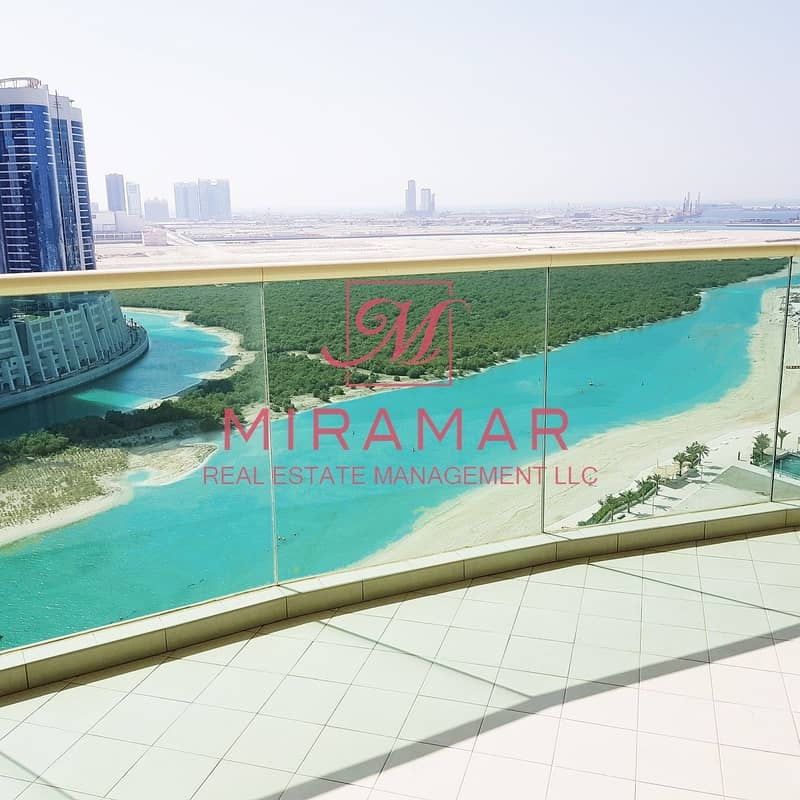 ⚡HOT⚡ SEA VIEW!!! LARGE UNIT WITH BALCONY!! KITCHEN APPLIANCES!