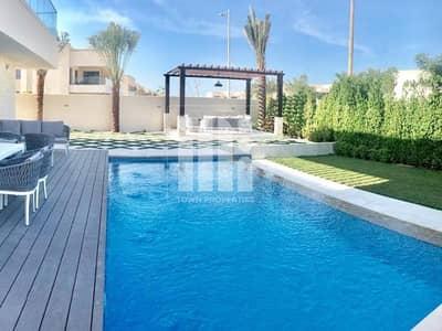 5 Bedroom Villa for Sale in Saadiyat Island, Abu Dhabi - 0% Transfer fees l Type 5A Villa l Modern Upgrades