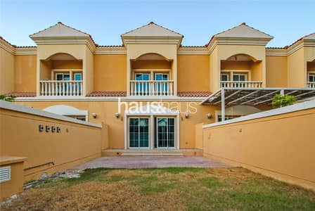 1 Bedroom Townhouse for Rent in Jumeirah Village Triangle (JVT), Dubai - Converted Study | Park Backing | Immaculate