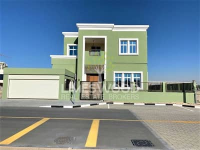 AL Furjan | Brand New Villa |5 Bed + Maid for Sale