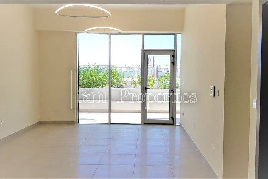 2 Brand new 2 BR | Large Terrace | Pool view