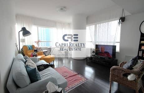فلیٹ 2 غرفة نوم للبيع في دبي مارينا، دبي - Marina View| Vacant| High floor| Close to Beach|EMAAR