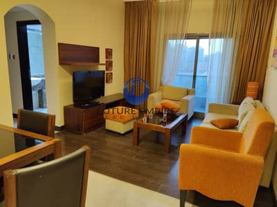 Fully furnished 1Br 0%commission /chiller free in rent 39