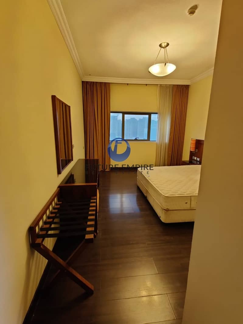 2 Fully furnished 1Br 0%commission /chiller free in rent 39