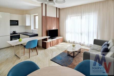 شقة فندقية 1 غرفة نوم للايجار في وسط مدينة دبي، دبي - With Bills/Luxuries Furnished/By Walk to Burj Khalifa