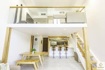 Upgraded 3 Bedroom Duplex + Maid|Luxury Design