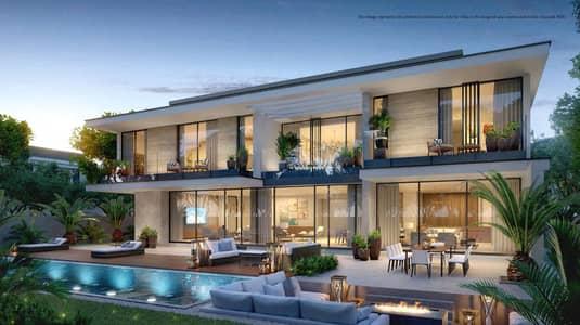 ارض سكنية  للبيع في دبي هيلز استيت، دبي - CUSTOMISE YOUR DREAM HOME ON LUXURY GOLF COURSE COMMUNITY PLOTS