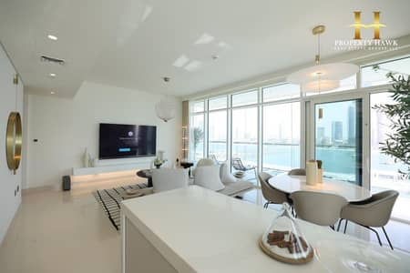 Sophisticated Waterfront Living| 2 BR With Balcony