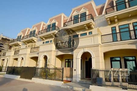 4 Bedroom Townhouse for Rent in Jumeirah Village Circle (JVC), Dubai - Let us Guide You Home 4BR TH + Maid