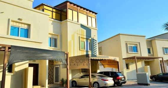 2 Bedroom Villa for Sale in Al Reef, Abu Dhabi - Spacious and Elegant  2 BR Arabian style Villa
