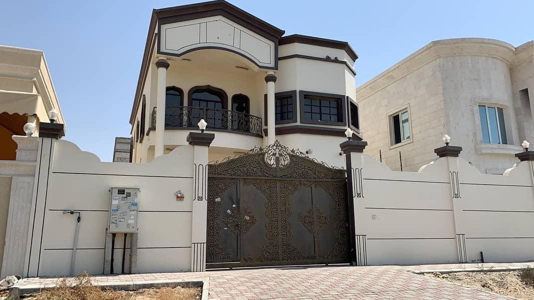 Villa in Al Hamidiyah Ajman near preventive medicine at a price more than excellent.