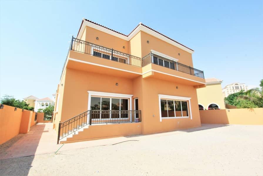 Spacious 5 BH   Corner Villa with Basement