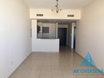 1 Bedroom Flat for Rent in Liwan, Dubai - Queue Point Large 1 BR with separate laundry room for Rent
