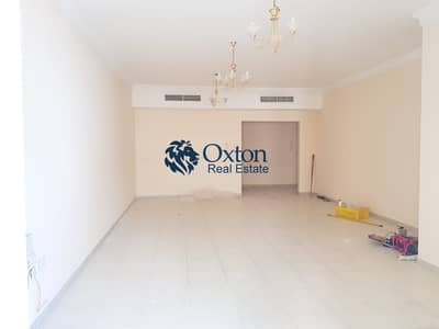 3 Bedroom Apartment for Rent in Al Taawun, Sharjah - Huge 3-BHK No Deposit Maids Room In Al Taawun