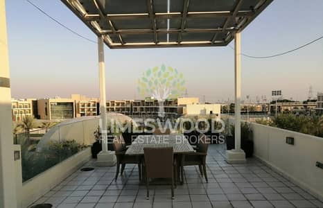 فیلا 3 غرف نوم للايجار في المدينة المستدامة، دبي - 2 weeks free | No Commission | Roof top terrace