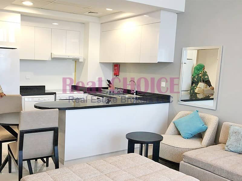 Brand New | 2BR Fully Furnished | High Floor