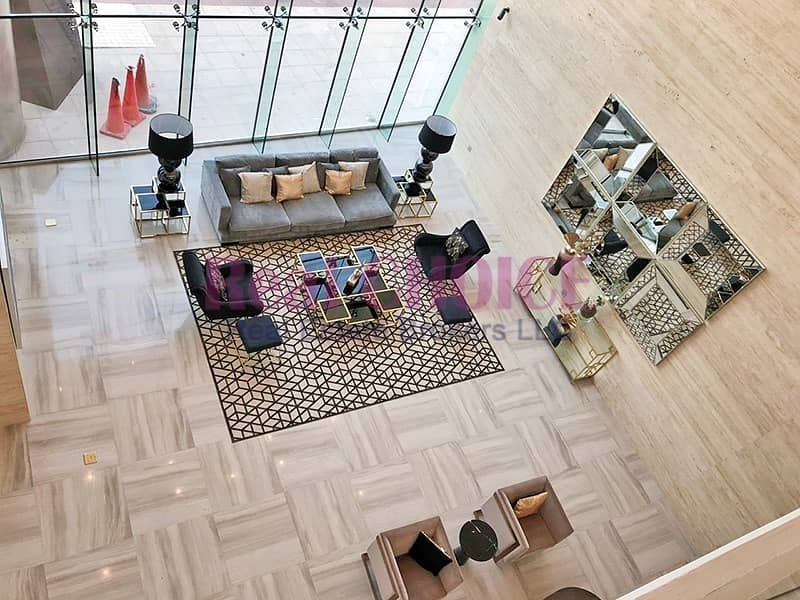 12 Brand New | 2BR Fully Furnished | High Floor