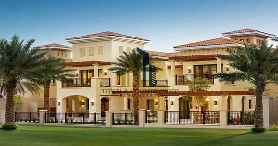 4 Bedroom Townhouse for Sale in Saadiyat Island, Abu Dhabi - Stunning & Beautiful 4+M in Saadiyat Beach Villas