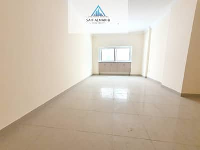 1 Bedroom Flat for Rent in Muwaileh, Sharjah - New muwaileh elegant apartment with two bath one month free car parking free