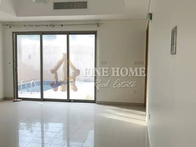6 Bedroom Villa for Sale in Al Raha Gardens, Abu Dhabi - Your Dream Villa with great Facilities and amenities.