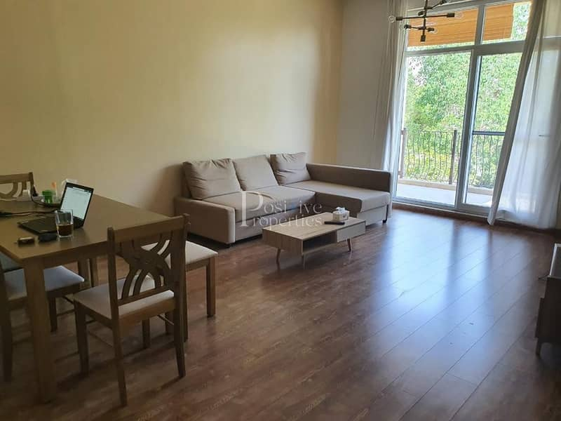 Garden View / Investor Deal / Furnished and Modified