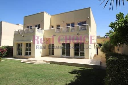فیلا 4 غرف نوم للايجار في السهول، دبي - Well-Maintained Spacious 4BR Plus Maids Villa