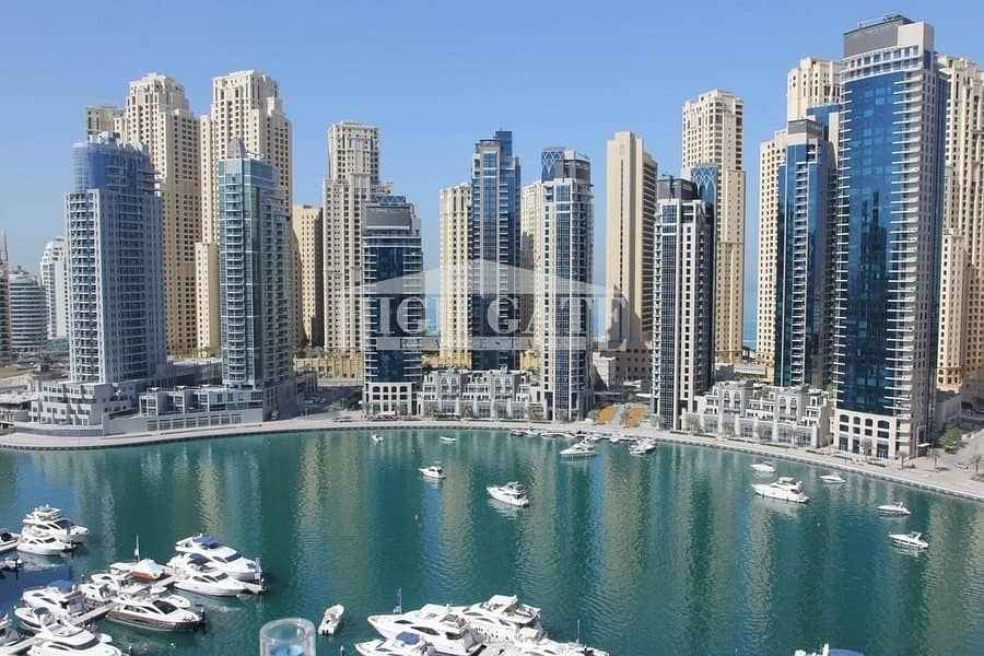 AMAZING FULL SEA VIEW  2 BR Apartment  in MARINA | SALE