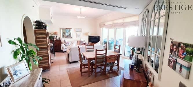 شقة 2 غرفة نوم للبيع في نخلة جميرا، دبي - Al Sarrood | 2 bedroom | E type | High floor