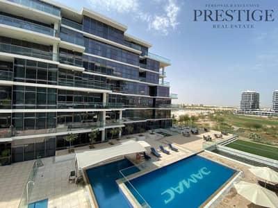 شقة 2 غرفة نوم للبيع في داماك هيلز (أكويا من داماك)، دبي - Facing the Pool | 2 Beds | Well Priced