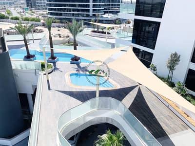 فلیٹ 1 غرفة نوم للايجار في شاطئ الراحة، أبوظبي - BRAND NEW!!Fascinating 1 Bedroom with Sea View
