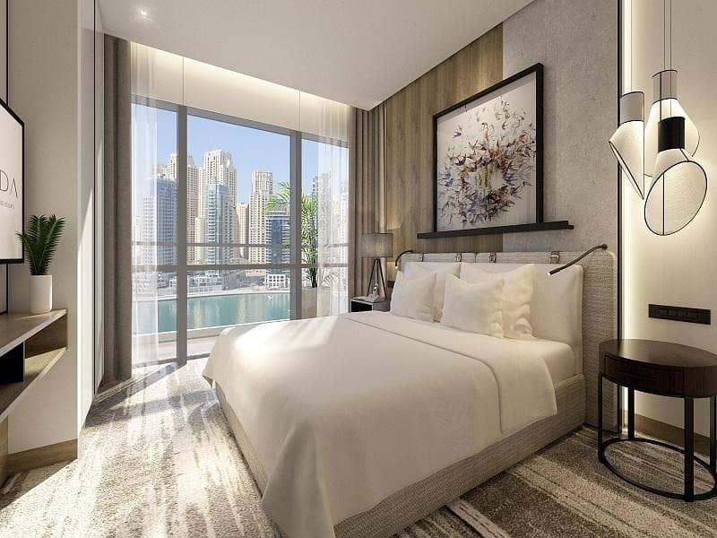 Full Marina View | High Floor| Fabulous Finish |