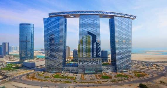 2 Bedroom Flat for Sale in Al Reem Island, Abu Dhabi - Astonishing 2BR + Study  @ The gate Tower 3