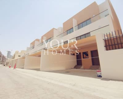 4 Bedroom Townhouse for Rent in Jumeirah Village Circle (JVC), Dubai - WA | Bright & Beautiful 4BR+Maid