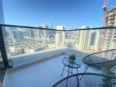 شقة 1 غرفة نوم للايجار في الخليج التجاري، دبي - SO | Commission Free 1 Month Free Spacious 1 bed | Brand New With Kitchen Appliances