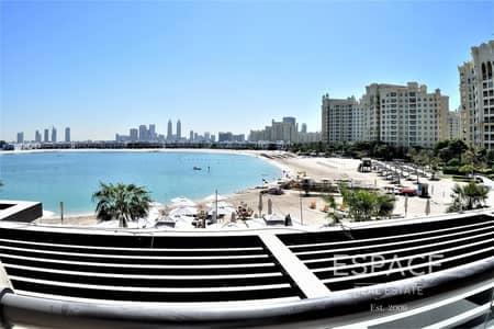 استوديو  للايجار في نخلة جميرا، دبي - Stunning Modern CVM Studio 4 Cheques