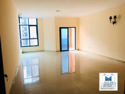 2 Bedroom Apartment for Sale in Al Nuaimiya, Ajman - 2 BHK available for sale in nuaimiya towers