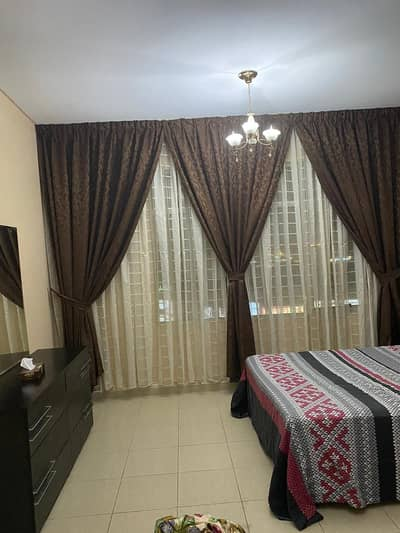 Studio for Rent in Ajman Downtown, Ajman - FULL FURNISHED STUDIO AVAILABLE FOR 1800 ONLY.