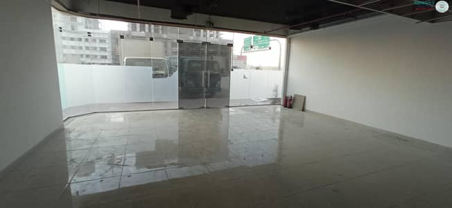 Shop for Rent in Al Qusais, Dubai - 1250 Sqft shop available in main road