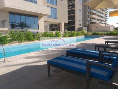 شقة 1 غرفة نوم للايجار في شاطئ الراحة، أبوظبي - spacious 1 bedroom apartment for rent 58k Al Zeina  RAHA beach