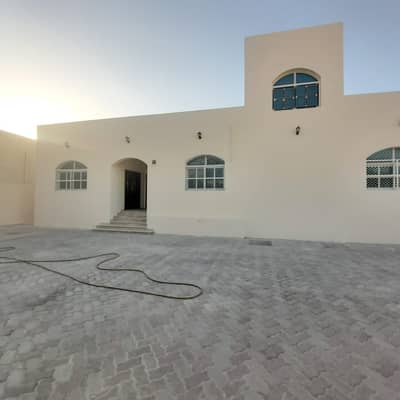 Separate Entrance and Big Yard 4 Bedroom Hall +Store+Covered Parking with Tawtheeq Shakhbout City (Khalifa City B)