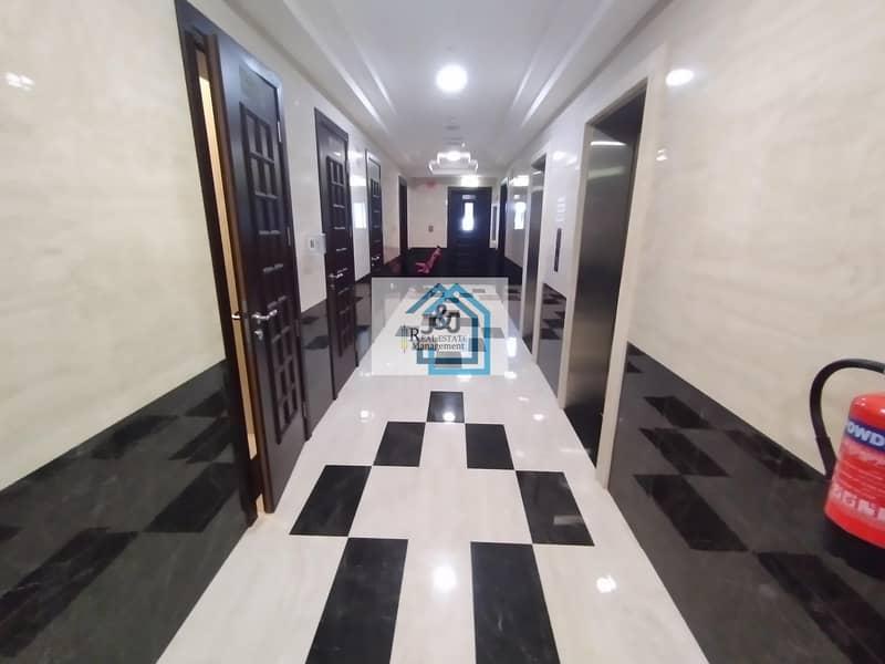12 Awesome 2BHK apartment in corniche al khalidiyah.