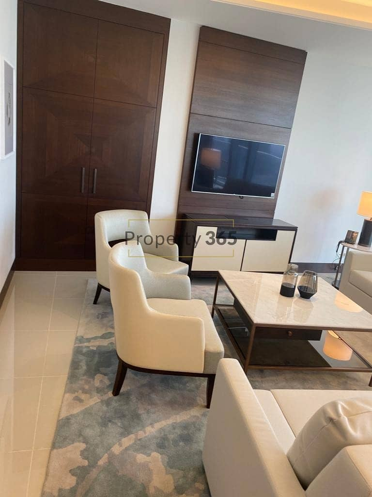 2 Burj Khalifa View  / 3 bedrooms with Maid`s Room @ The Address  Sky View Tower