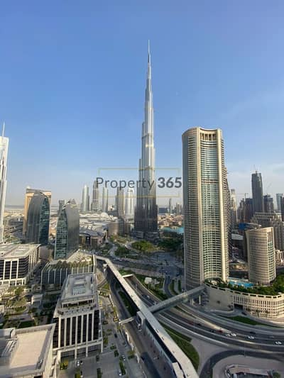 3 Bedroom Hotel Apartment for Sale in Downtown Dubai, Dubai - FULL BURJ VIEW / 3 bedrooms + Maid`s Room @ Address Residences  Sky View