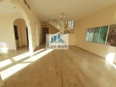 Bright independent 4BR study villa in Umm Suqeim