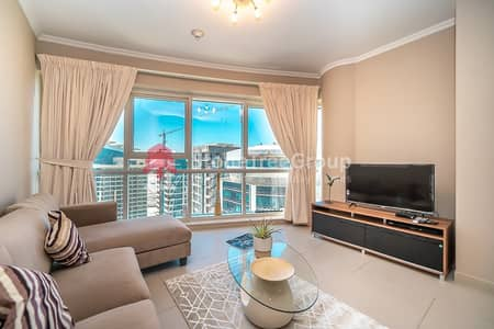 1 Bedroom Flat for Rent in Jumeirah Lake Towers (JLT), Dubai - New unit! Furnished 1 BR in JLT   Goldcrest Executive   All Inclusive!