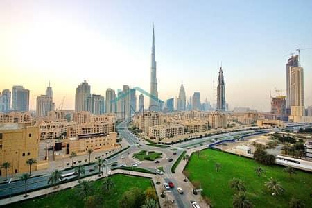 فلیٹ 2 غرفة نوم للايجار في وسط مدينة دبي، دبي - Furnished | Burj Khalifa Views | 2 Bed