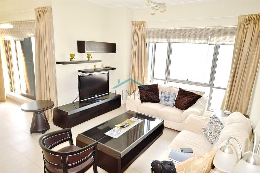 2 Furnished | Burj Khalifa Views | 2 Bed